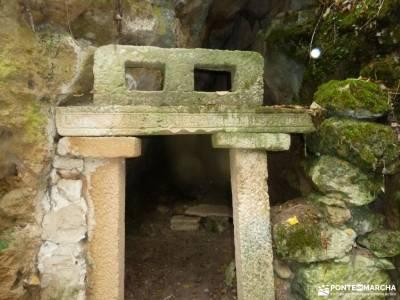 Hoces Río Duratón-Sepúlveda; emperador carlos v excursiones cerca de madrid camino smith viajes a